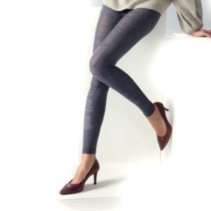 Legging Messina blu